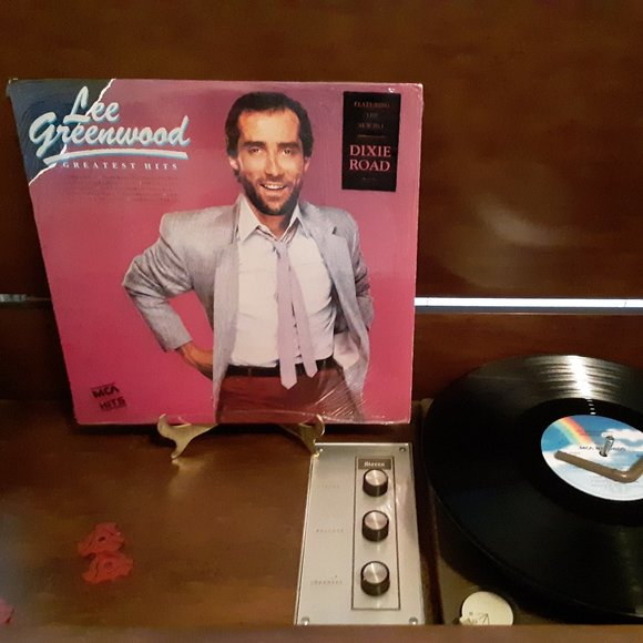 "Lee Greenwood - ""God Bless The USA"" Greatest Hits"